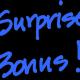 Bonus Oh Bonus